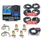 Model 8106XL-3-2C4A  LIGHTNING PLUS® XL  2 Clear - 4 Amber Strobe Bulbs