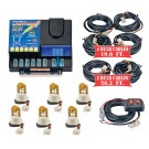 Model 8106XL-4-6A  LIGHTNING PLUS® XL  6 Amber Strobe Bulbs