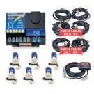 Model 8106XL-7-6B  LIGHTNING PLUS® XL  6 Blue Strobe Bulbs
