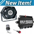 Model 897 NEXGEN EXPRESS™ ELECTRONIC TRAIN HORN 12-VOLT / 80-WATT