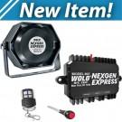Model 897 NEXGEN EXPRESS™ ELECTRONIC TRAIN HORN 12-VOLT / 80-WATT