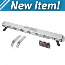 Model 7820-A Clear Lens Linear Amber LED'S
